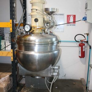 Turboemulsore 120 litri R